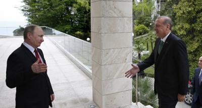 Rusya ve Türkiye tekrardan ortaklık döneminde