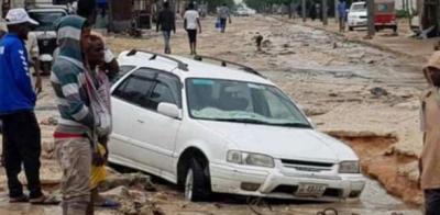 Somali'de sel: 6 ölü