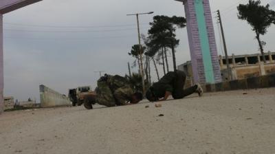 Stratejik köy DEAŞ'tan arındırıldı