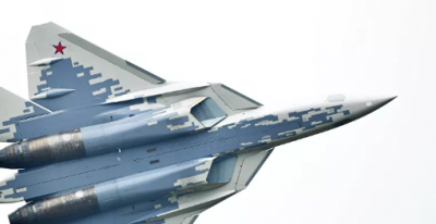 Su-57 avcı uçakları için görünmezlik özelliği