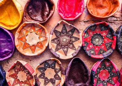 The factbook of Moroccan Cuisine
