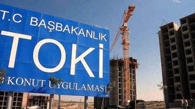 TOKİ'ye 6 yılda 49 bin dava açıldı