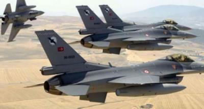 Türk jetleri sayesinde 5 terörist daha öldürüldü