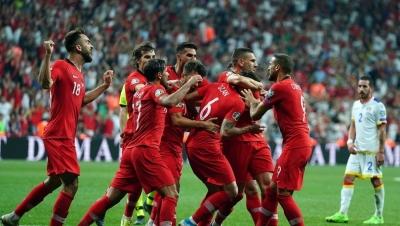 Türkiye Andorra Karşılaşması