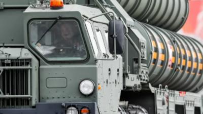 Türkiye'deki S-400'lerin Amerikan savaş uçaklarına kilitlendi