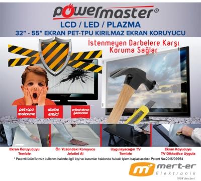 Tv Ekran Koruyucu Filmler Türkiye'de!