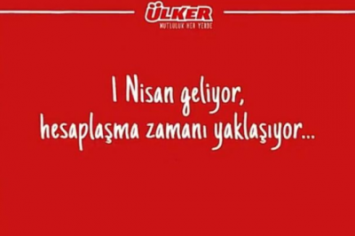 Ülker'in reklamına ceza