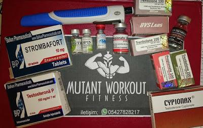 Vücut Geliştirme Steroid MMA Nedir?