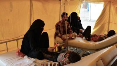 Yemen'i bitiren kolera oldu