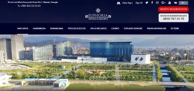 Yurtdışındaki En İyi Otellerden Biri Euphoria Hotel